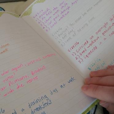 Please ignore my terrible handwriting.